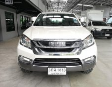 ISUZU MU X 3.0 4WD / AT / ปี 2014