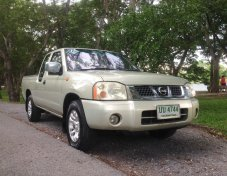 Nissan Frontier 3.0 ZDi 2002