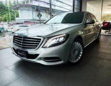 Best in class! สวย เฉียบ เนี๊ยบ 👍🏼  Mercedes-Benz S300 Bluetec Hybrid Exclusive  สีบรอนซ์เงิน 2014