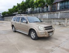 2004 Isuzu Adventure suv