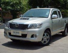 2012 Toyota Hilux Vigo E pickup มีเครดิตออกรถ5000