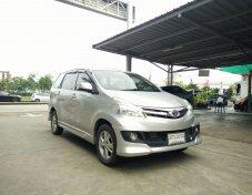 Toyota AVANZA E 2014 รถเก๋ง 5 ประตู