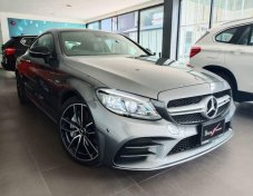 Mercedes-Benz C43 Coupe AMG 2019