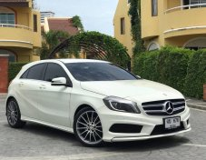 Mercedes benz A180 ปี 2014 AMG PADLE SHIFT
