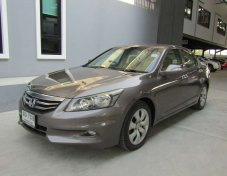 HONDA ACCORD 2.4EL / AT / ปี 2012