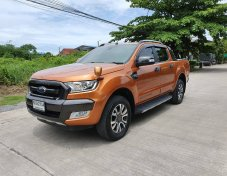 ขาย FORD RANGER  DOUBLE CAB 2.2 HI-RIDER WILDTRACK (MNC) ปี 2017