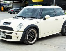 MINI COOPER 2006 R53 S Hatchback 1.5 A/T สีขาว