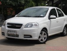 2012 Chevrolet Aveo 1.4 (ปี 06-14) LS Sedan MT