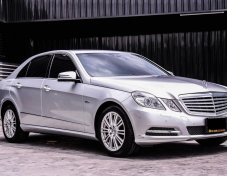 ฟรีดาวน์ Benz E250 CDi เครื่องดีเซล รถมือเดียวออกห้าง