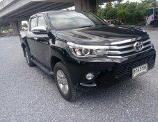 2017 Toyota Hilux Revo E pickup