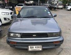 1992 Nissan BLUEBIRD SSS-G sedan