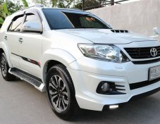 TOYOTA FORTUNER 3.0V 4WD TRD5 ปี2014 suv
