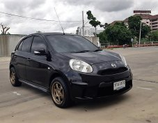 NISSAN MARCH 1.2 VL / AT / ปี 2013