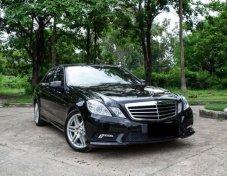"Benz E250 CDI blue efficiency AMG"" (W212)  รถปี2012"