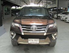 TOYOTA FORTUNER 2.8V 2WD / AT / ปี 2017