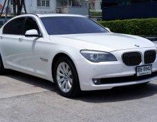 BMW 730Ld F02 ดีเซล 3.0 V6 ปี 2012 **ขายดาวน์**