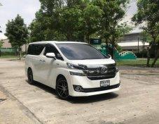 2016 Toyota VELLFIRE E-Four Hybrid