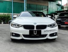 BMW 420d M Sport 2015 รถเปิดประทุน