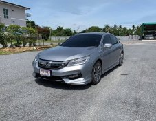 2017 Honda ACCORD EL sedan
