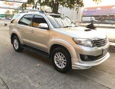 Toyota Fortuner 3.0 V 4WD ปี2013