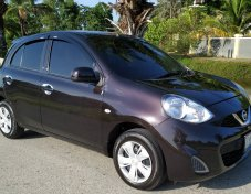 Cheap (almost) Brand-New Nissan March E AT 2018 Sale by Onwer