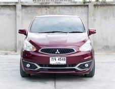 2016 Mitsubishi Mirage GLX hatchback