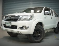 Toyota Hilux Vigo 2.5 CHAMP SMARTCAB Prerunner E ปี 2013