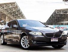 ขาย BMW SERIES 5 525d F10 สีน้ำตาล 2012 (ชป6336)