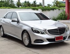 Mercedes-Benz E300 2.1 W212 (ปี 2015) Executive Blue TEC HYBRID Sedan AT