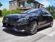 Mercedes-Benz C350 e 2016 รถเก๋ง 4 ประตู