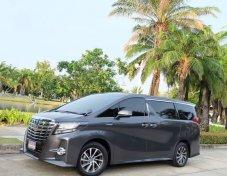 2016 Toyota ALPHARD HYBRID SR C Package E-Four van
