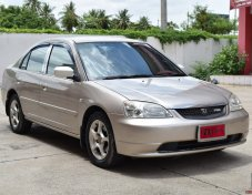 Honda Civic 1.7 Dimension (ปี 2001) VTi Sedan AT