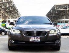 BMW SERIES 5, 525 d  สีดำ (ปี2012)