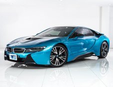 BMW i8 Protonic Blue ปี 2017