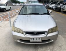 Honda Accord (งูเห่า) 2.3 ปี 2001