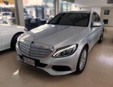 Mercedes Benz C180 1.6 Exclusive ปีจด 2015