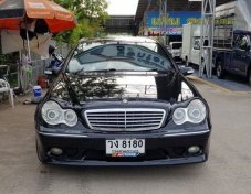 Mercedes Benz C180 Elegance Kompressor 2.0L ( W203 ) 2002