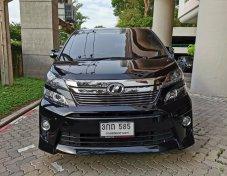 2014 Toyota VELLFIRE Z G EDITION wagon