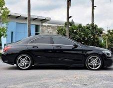 2016 Mercedes-Benz CLA250 AMG Sport sedan