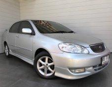 2004 Toyota Corolla Altis 1.8 ALTIS หน้าหมู (ปี 01-07) S Sedan AT