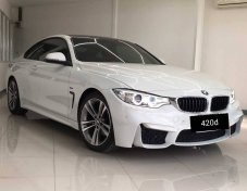 BMW 420d Coupe Sport ปี 2014