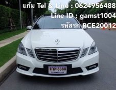 BENZ E200 AMG PACKAGE AT ปี 2012 (รหัส RCE20012)