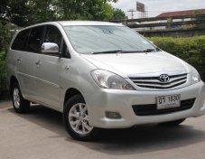 2009 Toyota Innova V suv มีเครดิตฟรีดาวน์ ออกได้ทุกอาชีพ