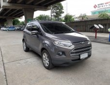 2015 FORD ECOSPORT 1.5 Trend