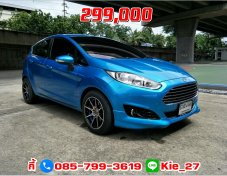 FORD  FIESTA ECOBOOST 1.0 S ปี 2016