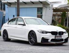 BMW 330e M Sport ปี 2017