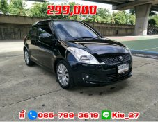 SUZUKI   SWIFT GLX  1.25L  ปี2013