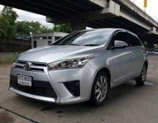 2014 Toyota YARIS 1.2G รุ่นท๊อป รถสวยจัดมือเดียวพร้อมใช้งาน เดิมๆทั้งคัน