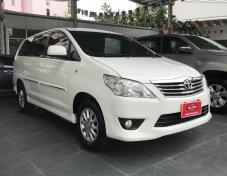 ฟรีดาวน์ Toyota Innova 2.0G Wagon AT 2015
