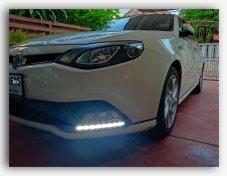 2017 Mg MG6 X turbo sunroof fastback black top autolight rainsensor